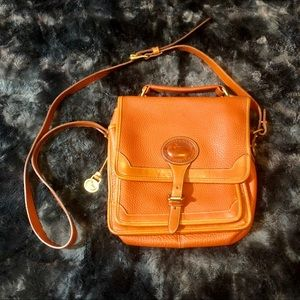 Dooney & Bourke All Weather Leather Crossbody Bag